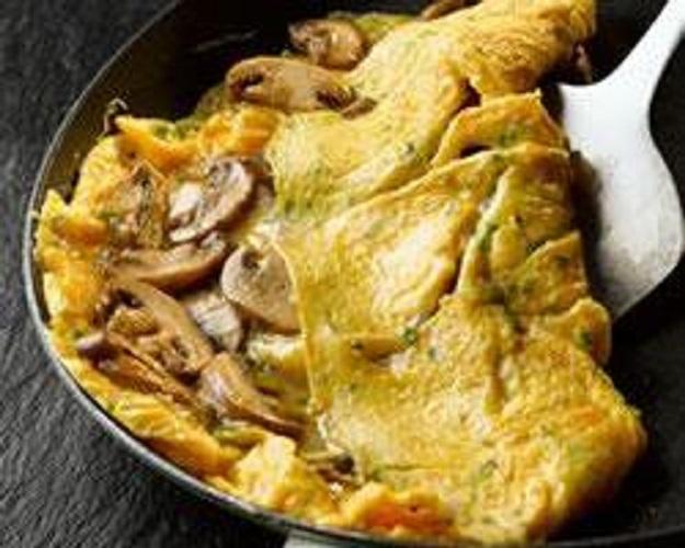 Prijedlozi za jesenji meni - Omlet od gljiva