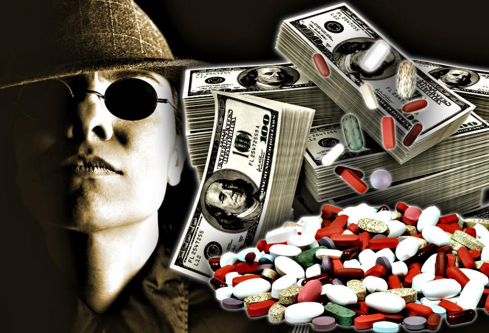 Zločini farmaceutske industrije
