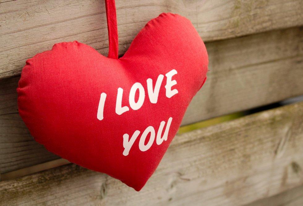 Volim te...