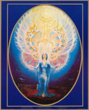 nebo, aura, prosvjetljenje