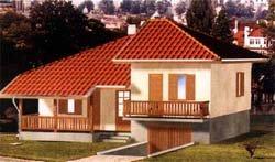 Montažna kuća 2