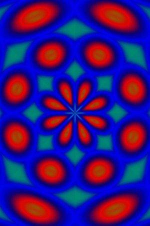 Dnevnik esencija 17.3.2010.  - Mandala ljubavi - akslikLKIRAC - Madonin svijetRunoval