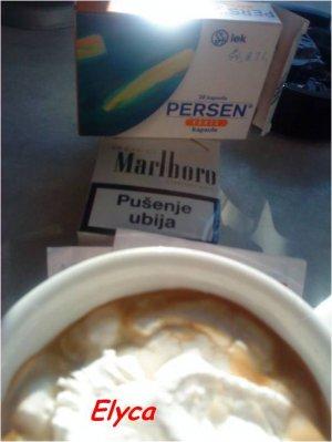 smirujuća kava