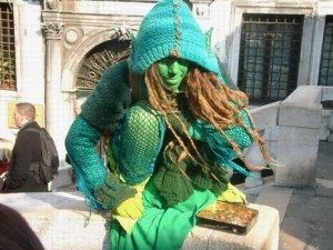 Maska Valentinovo Venecija