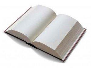 prazna knjiga
