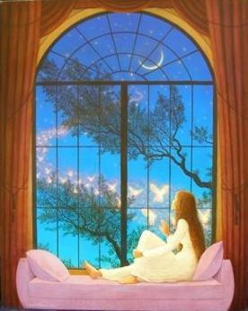 okno duše
