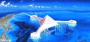 Kristalna piramida u Bermudskom trokutu