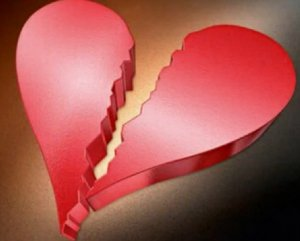 rascjepljeno srce
