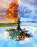 Jesen i drvo*