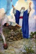 ABRAHAM – MOJSIJE – ISUS