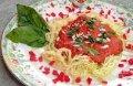 Vegetarijanska kuhinja - Špageti u pikantnom umaku