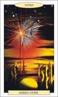ANĐEOSKI TAROT: VATRA - Anđeo vatre