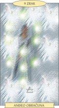 ANĐEOSKI TAROT: 9 ZRAK - Anđeo obračuna