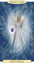 ANĐEOSKI TAROT:  KRALJICA VODA - Anđeo obitelji