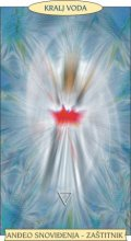 ANĐEOSKI TAROT:  KRALJ VODA - Anđeo snoviđenja, zaštitnik