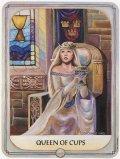 Tarot: NASLIJEĐENI PUT – KRALJICA PEHARA