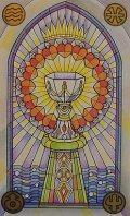 Symbolon karte - Potraga za svetim Gralom