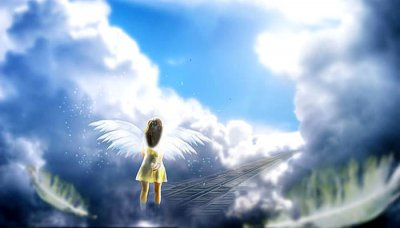 Bio jednom jedan anđeo