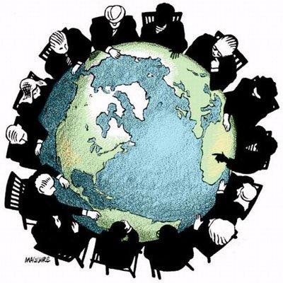 Gospodari i zidari novog svjetskog poretka