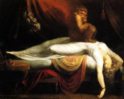 Žene dvostruko češće muče noćne more