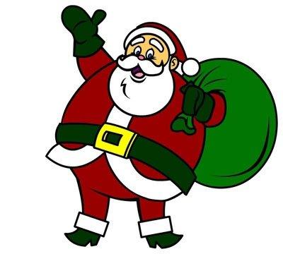 ne postoji djed Mraz, djed Božičnjak  ili Sv. Nikola....