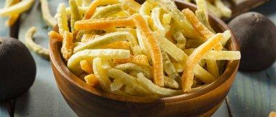 Pripremite sami čips od jabuke, kelja, cikle, bundeve i špinata