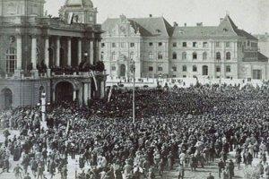 Pamćenje vremena...29. listopad 1918.