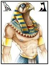 Egipatska mitologija – one koje su se s Neba spustile među ljude