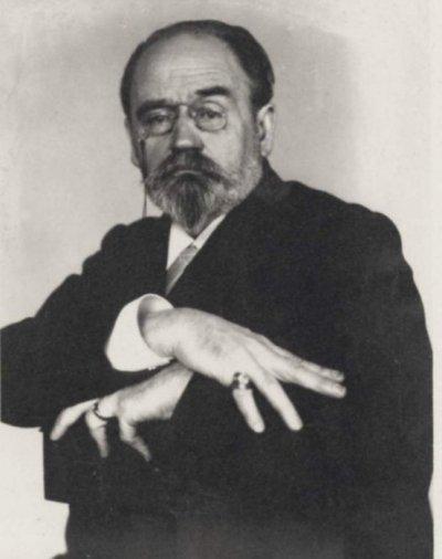 Emil Zola - zidar
