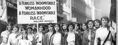 Položaj žena kroz povijest