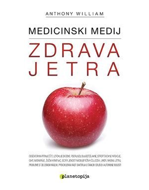 ZDRAVA JETRA - ANTHONY WILLIAM