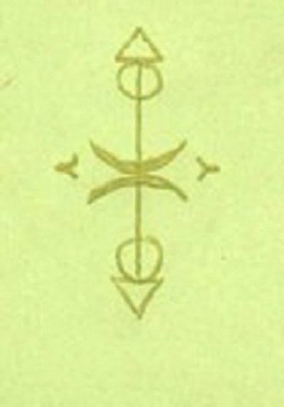 Vilinski simbol: ŠIR TRIN - Gubitak težine, smanjenje, gubitak