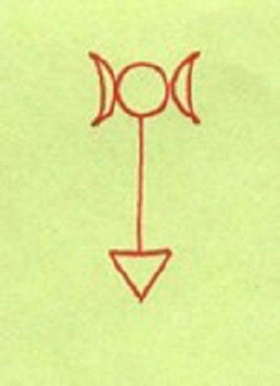 Vilinski simbol: TINDA GUALI - Osvježenje/revitalizacija