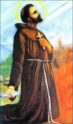 Svetac dana – Sveti Nikola Tavelić