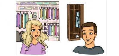 Razlike između nje i njega