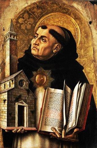 Svetac dana – Sveti Toma Akvinski