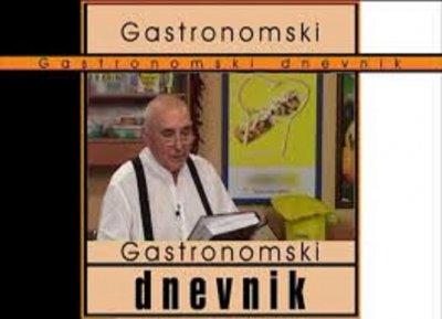 GASTRONOMSKI  DNEVNIK - Vojislav Voki Kostić