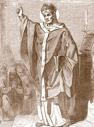 Svetac dana – Sveti Modest iz Triera