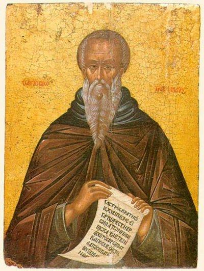 Svetac dana – Sveti Ivan Klimak