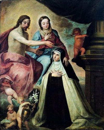 Svetac dana – Sveta Marija Magdalena de' Pazzi