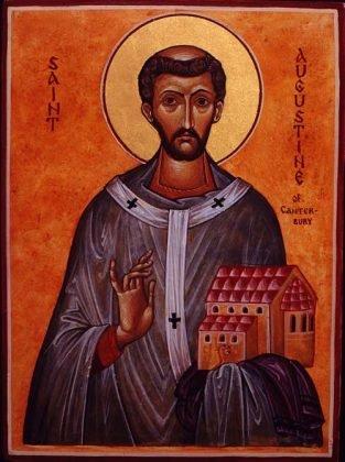 Svetac dana – Sveti Augustin Canterburyjski