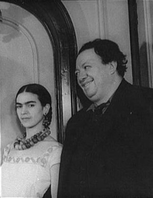 Frida Kahlo (malo biografije uz Frida Kahlo Tarot)