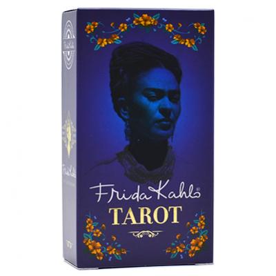 Frida Kahlo Tarot - VELIKE ARKANE