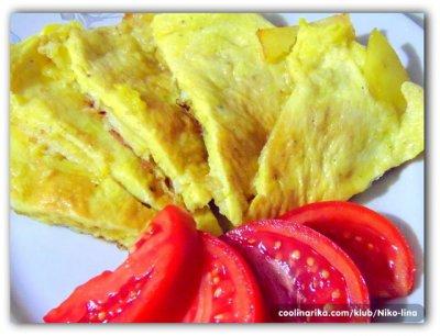 Vegetarijanska kuhinja - Španjolski omlet