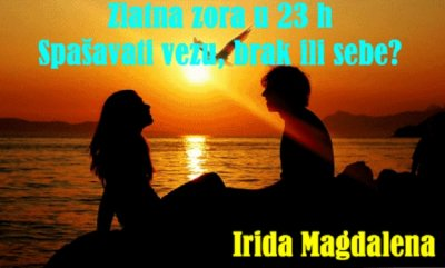 Zlatna zora večers u 23h: Spašavati vezu, brak ili sebe? + Anđeoska poruka + Sretni brojevi