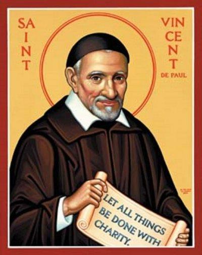 Svetac dana – Sveti Vinko Paulski