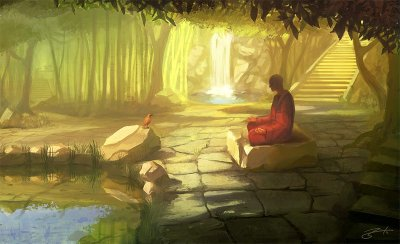 SJEDINJAVANJE: MEDITACIJA NA DJELU