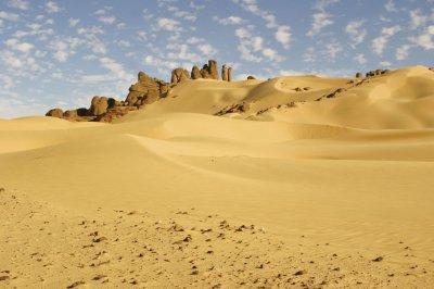 Širenje pustinja