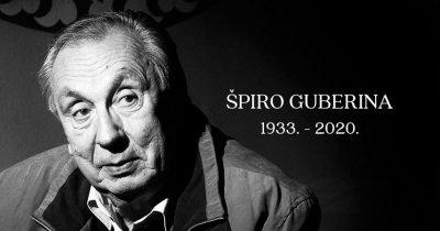 Umro Špiro Guberina...