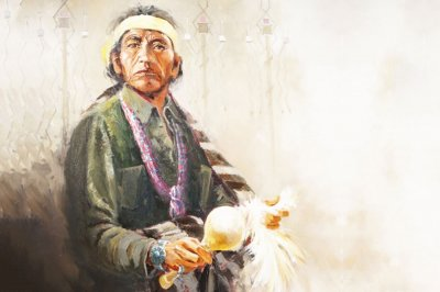 Navajo iscjelitelj – Hosteen Klah